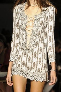Isabel Marant at Paris Fashion Week Spring 2013 - StyleBistro