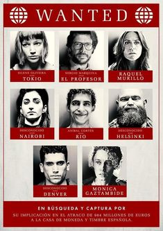 """La Casa de Papel , The new images of the third season of """"The paper house"""" in police aesthetics Films Netflix, Shows On Netflix, Netflix Series, Series Movies, Movies And Tv Shows, Nairobi, Finn Stranger Things, Best Tv Series Ever, Pop Culture References"""