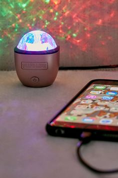 Rose Gold iPhone Disco Light - Urban Outfitters