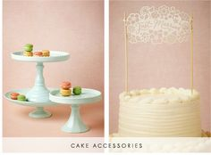 Cake Accessories - BHLDN