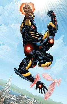 Iron Man by Yildirai Cinar
