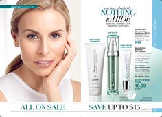 SAVE up to $15.00 on your Favorite ANEW Skin Care Products at my Avon online Store!! www.youravon.com/devanko