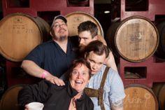 Goofballs enjoying Brew Bash 2014! #BeerlovesLincoln