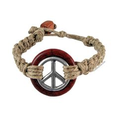 Inspiration! made by HippieShop in NJ. I think I could made a bracelet like this
