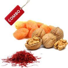 Saffron and Dry Fruit Combo