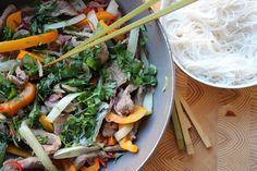 Kulinaari: Thai-tyylinen ankkapannu