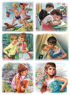 growingup with martine by this sunday child, via Flickr