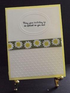 Simply Sweet Birthday Card