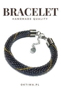 High quality handmade bracelet. Love it.