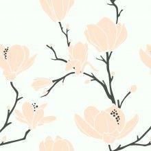 Papel de Parede Floral 03