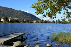Tveitevannet: Lake in Bergen, Norway