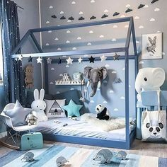 1047 Best Kid Bedrooms Images On Pinterest | Child Room, Bedrooms And Bedroom  Ideas