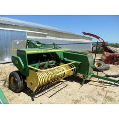 Used John Deere 336 hay equipment parts - EQ-26080! Call 877-530-4430 for used tractor parts! https://www.tractorpartsasap.com/-p/EQ-26080.htm