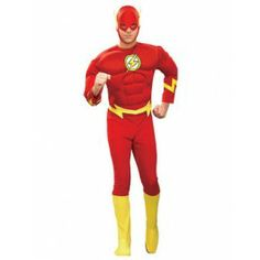 Muscle Chest The Flash Super Hero Costume Muscle Chest The Flash Super Hero Costume [FD30234] - £47.75 : Get It On Fancy Dress Superstore, Fancy Dress & Accessories For The Whole Family. http://www.getiton-fancydress.co.uk/tvmusicfilm/superheros/theflash/musclechesttheflashsuperherocostume#.UpEnrCcUWSo