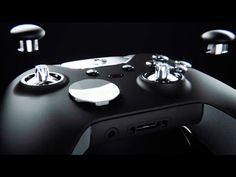 Xbox Elite Wireless Controller   E3 2015 Game Trailers (Microsoft Press Conference) (Xbox one/pc) HD - YouTube