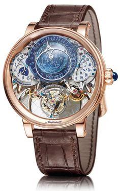 Bovet Recital 20 Asterium R20N001 - Exquisite Timepieces