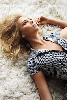 Charlize Theron- Understated class and sensuality.