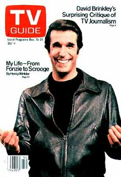 TV Guide. Must read TV.