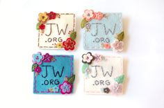 JW.org Pin by SewSweetStitches on Etsy
