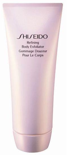 #Shiseido Refining Body Exfoliator