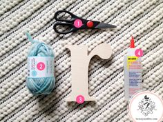 DIY-Yarn-Wrapped-Letter-Supplies-@-Honey-and-Fitz