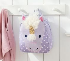 Preschool Unicorn Backpack | Pottery Barn Kids