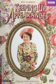 Keeping Up Appearances: The Full Bouquet (2008, 9-Disc Set) (DVD)