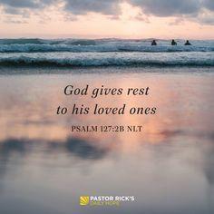 Sleep Is God's Gift