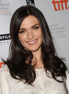 Rachel Weisz is my hair guardian. I feel like if she can do it, it can work for me.