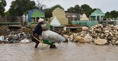 """The top United Nations official in Haiti described the storm as """"the largest humanitarian event"""" in the nation of 11 million since a devastating earthquake six years ago."""