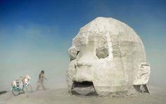 Burning Man, festival de arte y expresión corporal.
