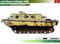 Land-Wasser-Schlepper (LWS)