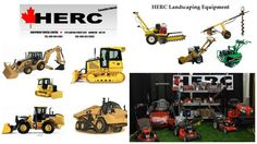 Herc Equipment Rentals mainly do business with contractors, asphalt and concrete plants, and quarries in Southern Ontario. #HeavyEquipment #HeavyEquipmentRentals http://bit.ly/herc11