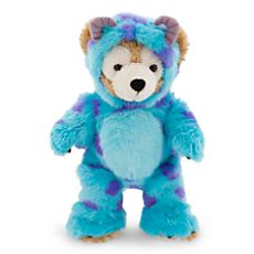 Duffy the Disney Bear Sulley Costume - 17'' $22