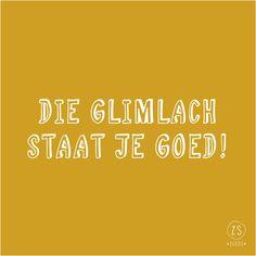 Zusss   Die glimlach staat je goed   www.zusss.nl