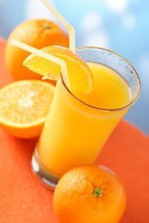 Raw Edibles: Natural Orange-Coconut Gatorade