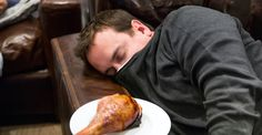 While it's common to feel tired after a big meal (especially a holiday feast), research shows it's more than Thanksgiving turkeys that can lead to a post-dinner snoozefest.