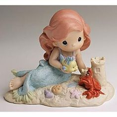 Precious Moments Lil Mermaid