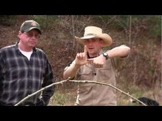 How to Build a Twitch-Up or Spring L7 Fish Trap for Wilderness Survival, Equip 2 Endure