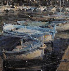 Derick Penix Old Harbor at Cap Ferrat