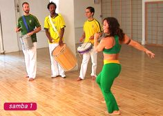 Dance Today Samba - DVD / video - Quenia Ribeiro