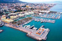 Malaga City, Malaga Airport, Marina Beach, London University, Benalmadena, Bay City, Cadiz, Andalucia, Best Vacations