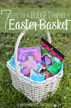 Easter doesn't have to be an expensive Holiday, especially with these 7 essential steps to creating your own budget-friendly basket. Perfect for families who want to celebrate tradition without spending too much!