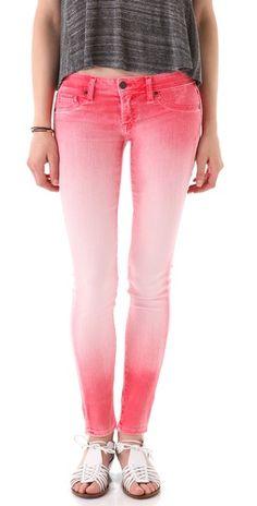 Genetic Denim Shane Cigarette Jeans
