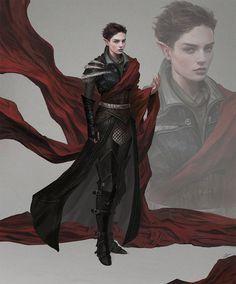 Laila Lavellan by GerryArthur
