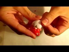 ▶ Creare in FiMO ~ Orsetto con cuore / Polymer Clay ~ How to make a teddy bear   More Video Tutorials at   https://www.youtube.com/user/TIVIBIcreazioni/videos?view=0&flow=grid&sort=da           https://www.facebook.com/media/set/?set=a.169985326535460.1073741836.168686029998723&type=3