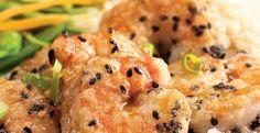 Sesame-Orange Shrimp | KitchenDaily.com