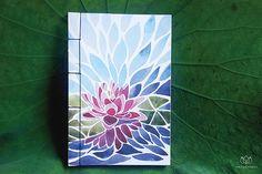 Stab Binding Handmade Notebook