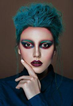 Beauty or Art? Stunning Avant Garde Makeup ...