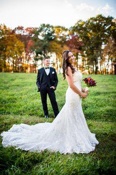 Zukas Hilltop Barn. Fall Wedding 10.17.14